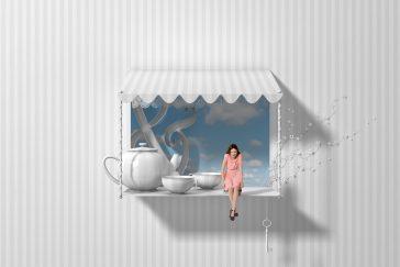 Balcon tea pot